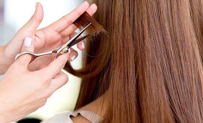 أهم الاسباب لتقصف أطراف الشعر