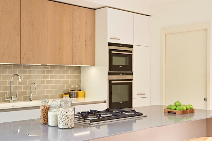 أفكار جميلة تساعدك في تنظيم مطبخك الصغير