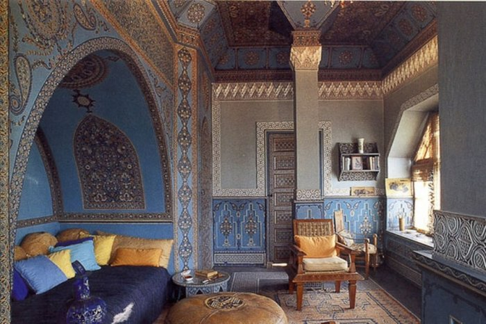 اجعلي منزلك مختلف و تمتعي بالفن المغربي