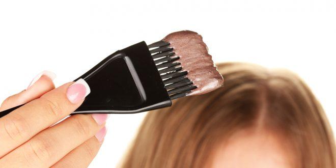 متى تصبغين شعرك