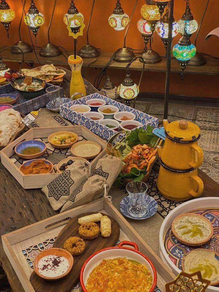 قائمة افطارك لليوم الثاني والعشرين من شهر رمضان