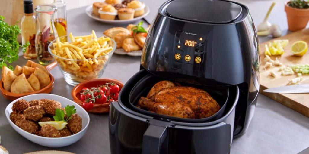 جهاز يجعل حياتك أسهل و يوفر عليك الجهد في الطبخ....لحياة صحية🥘