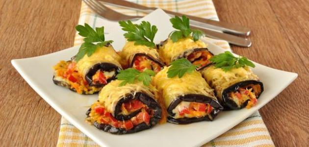 وصفات شهية ومتنوعة بالباذنجان