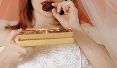 أطعمه تجنبيها في يوم الزفاف