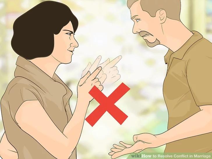 إدارة الخلافات الزوجية