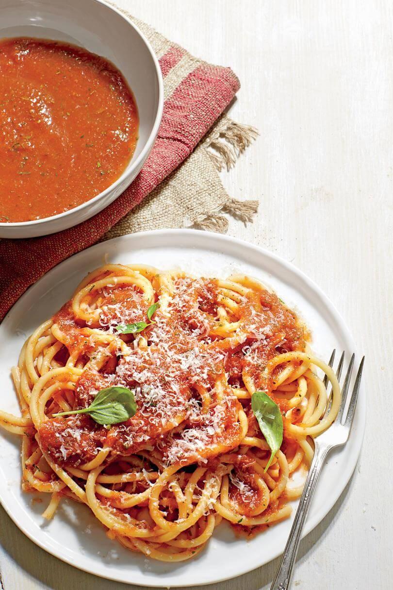وصفة صلصة الطماطم الايطالية الاصلية
