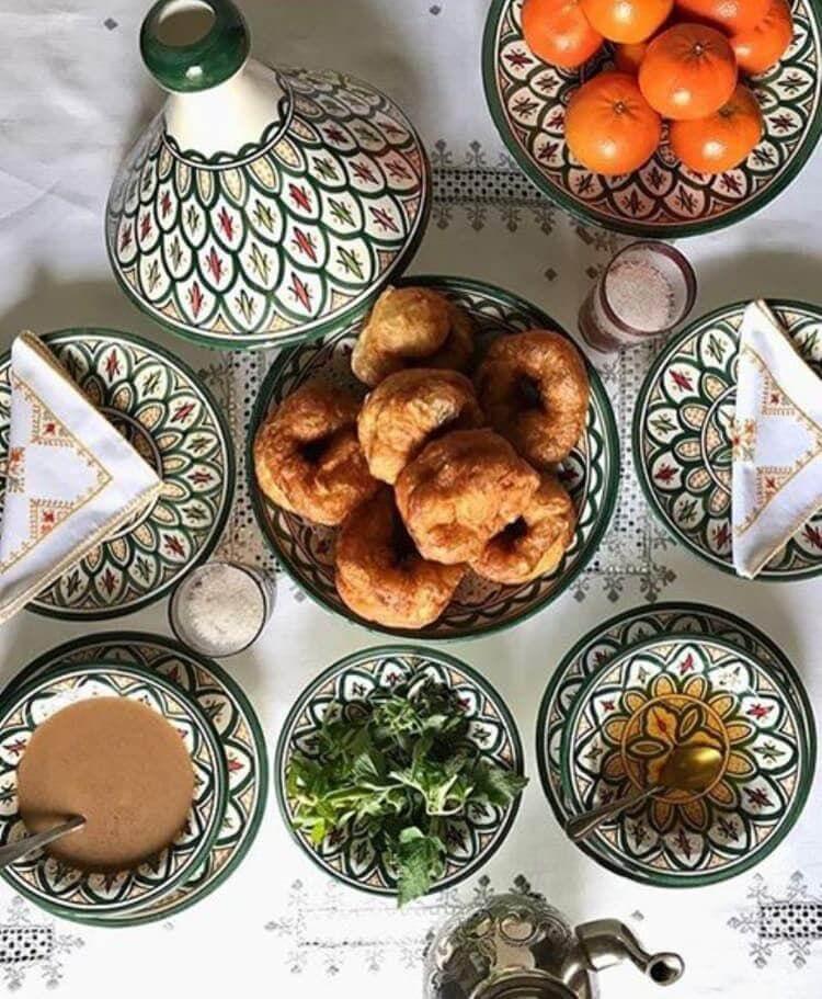 قائمة إفطارك لليوم الخامس والعشرون من شهر رمضان المبارك
