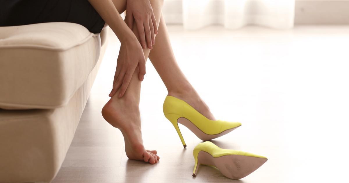 نصائح تساعدك على ارتداء احذية الكعب العالي براحة