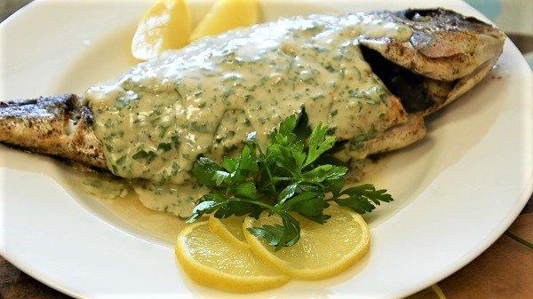 وصفات لإعداد صينية السمك بالطحينة على الطريقة الايطالية
