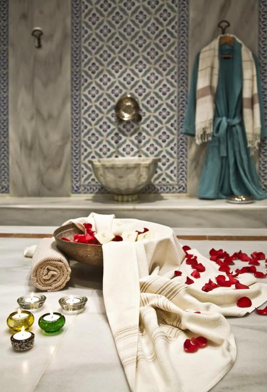 اشهر الحمامات للعروس وافضلها وطريقة تحضيرها في منزلك