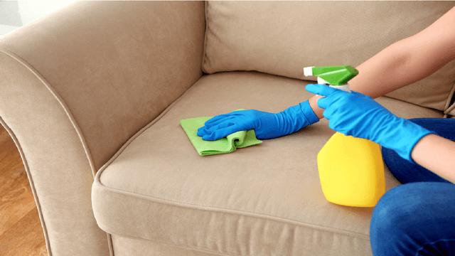 اتبعي هذه النصائح البسيطة لتنظيف كنبك بكل سهولة مع الملكة🛋