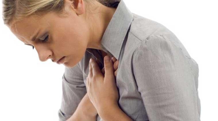 إصابة النساء بالنوبة القلبية اكثر من الرجال؟