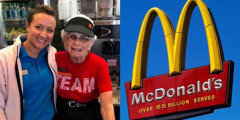 عمرها 94 عامًا تكافح منذ 44 سنة لكنها ترفض التقاعد!