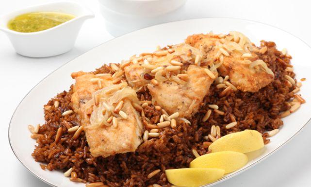 وصفاتنا من البحر الى مطبخك غنية بالفوائد والنكهات