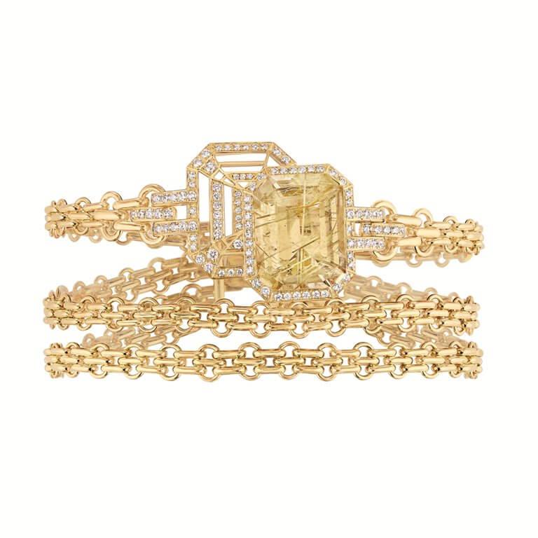الفخامة والعصرية تسيطر على مجموعة مجوهرات شانيل الجديدة