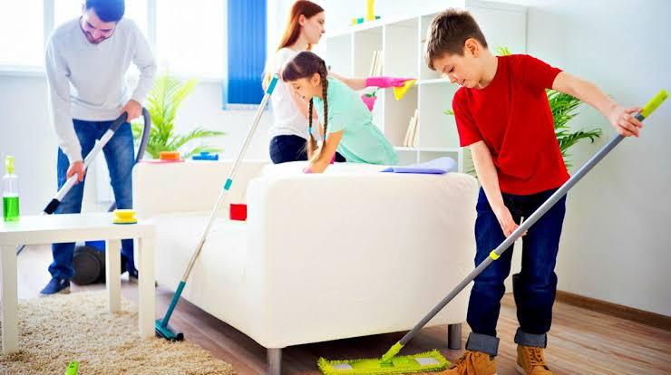 إستراتيجيات ونصائح التدبير المنزلي لتنظيف قبل العيد!
