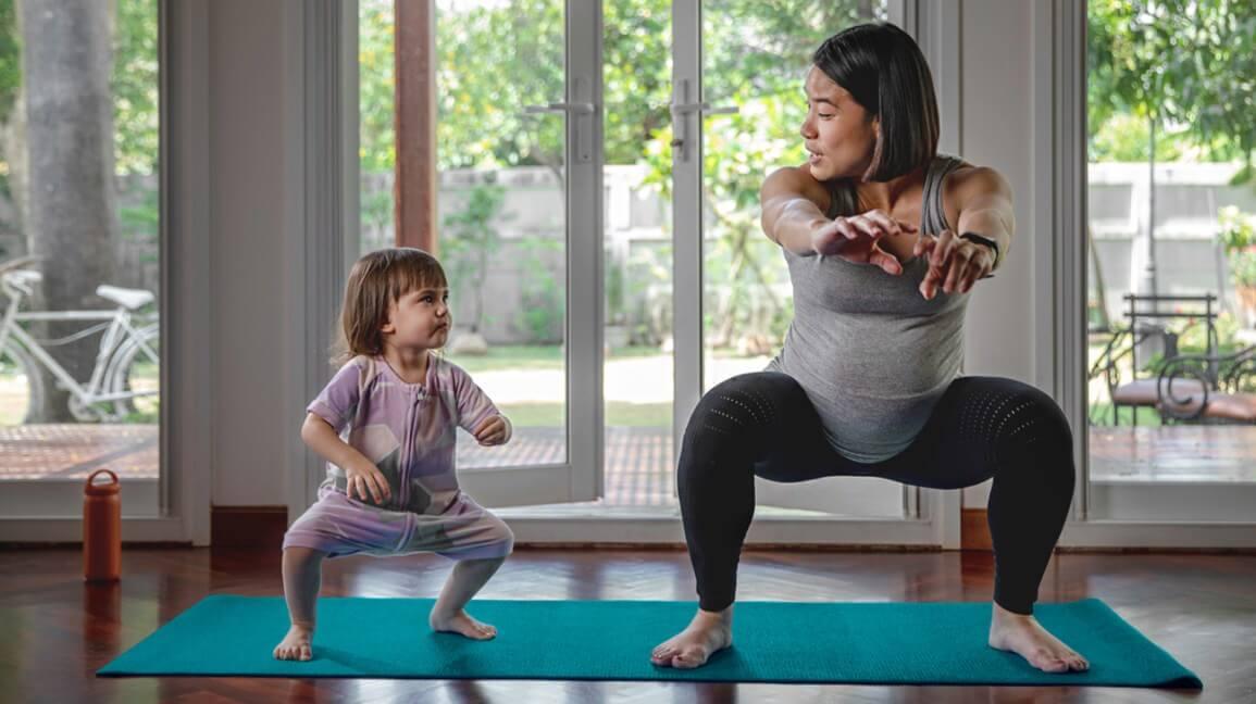 هل تقلقكِ ممارسة الرياضة أثناء الحمل ؟! إليكِ رأي الخبراء !