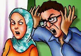 للمرأة الذكية ؛ نصائح للتعامل مع الزوج العصبي (١)