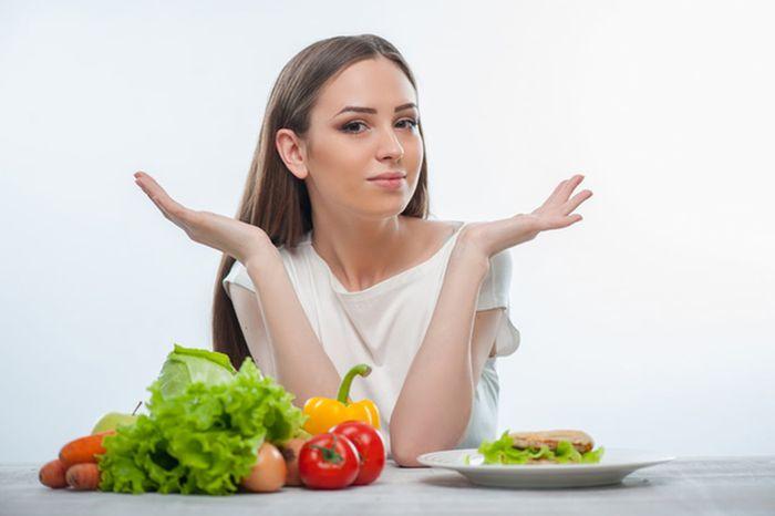اكثر الخرافات  شهرة عن الطعام والبدائل الصحية