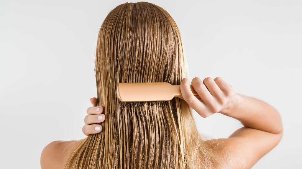 شعري طويل ويأخذ وقتًا في التجفيف ! الطريقة المثلى للتجفيف !