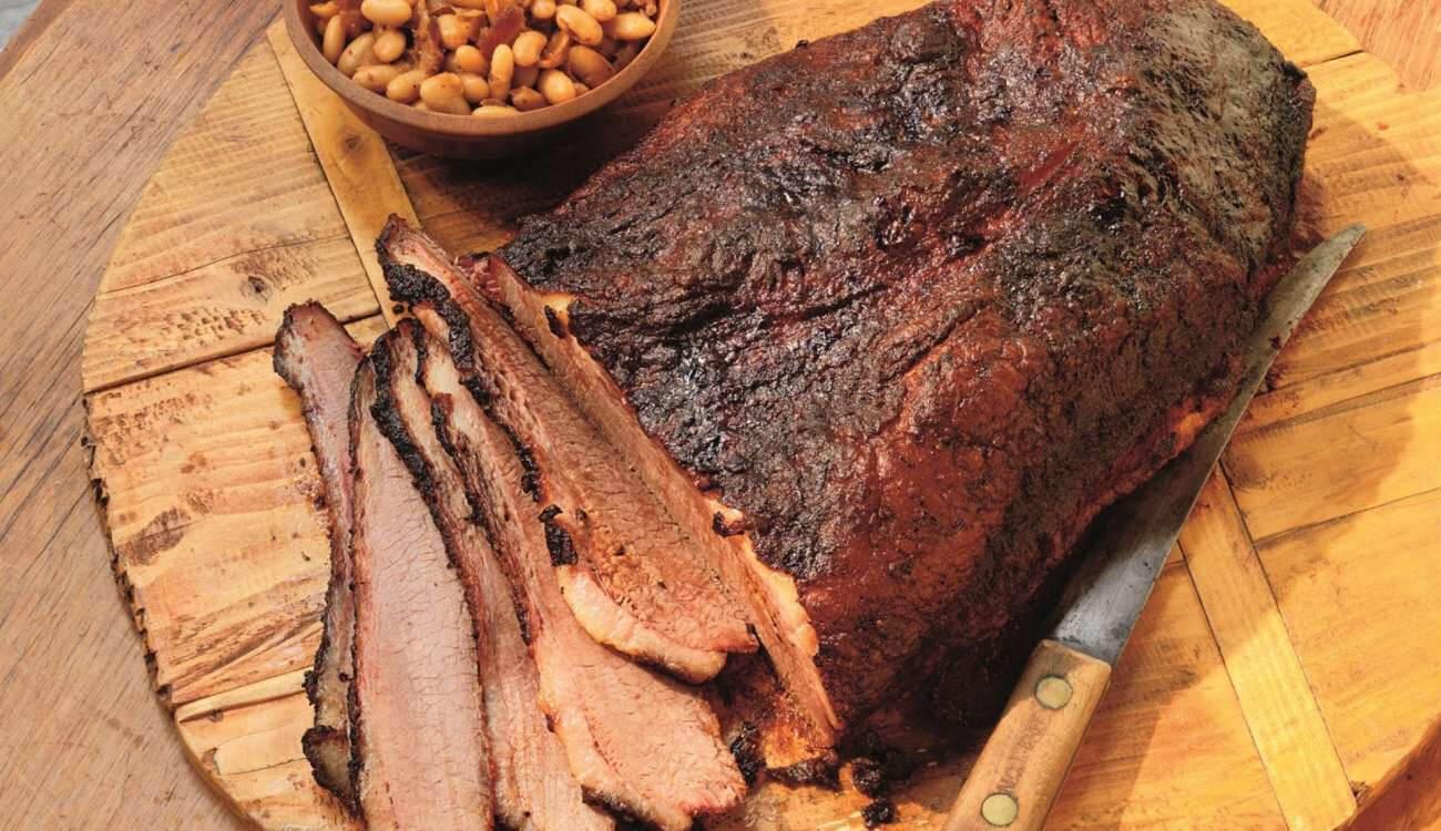 اكلات شهية باللحم المدخن
