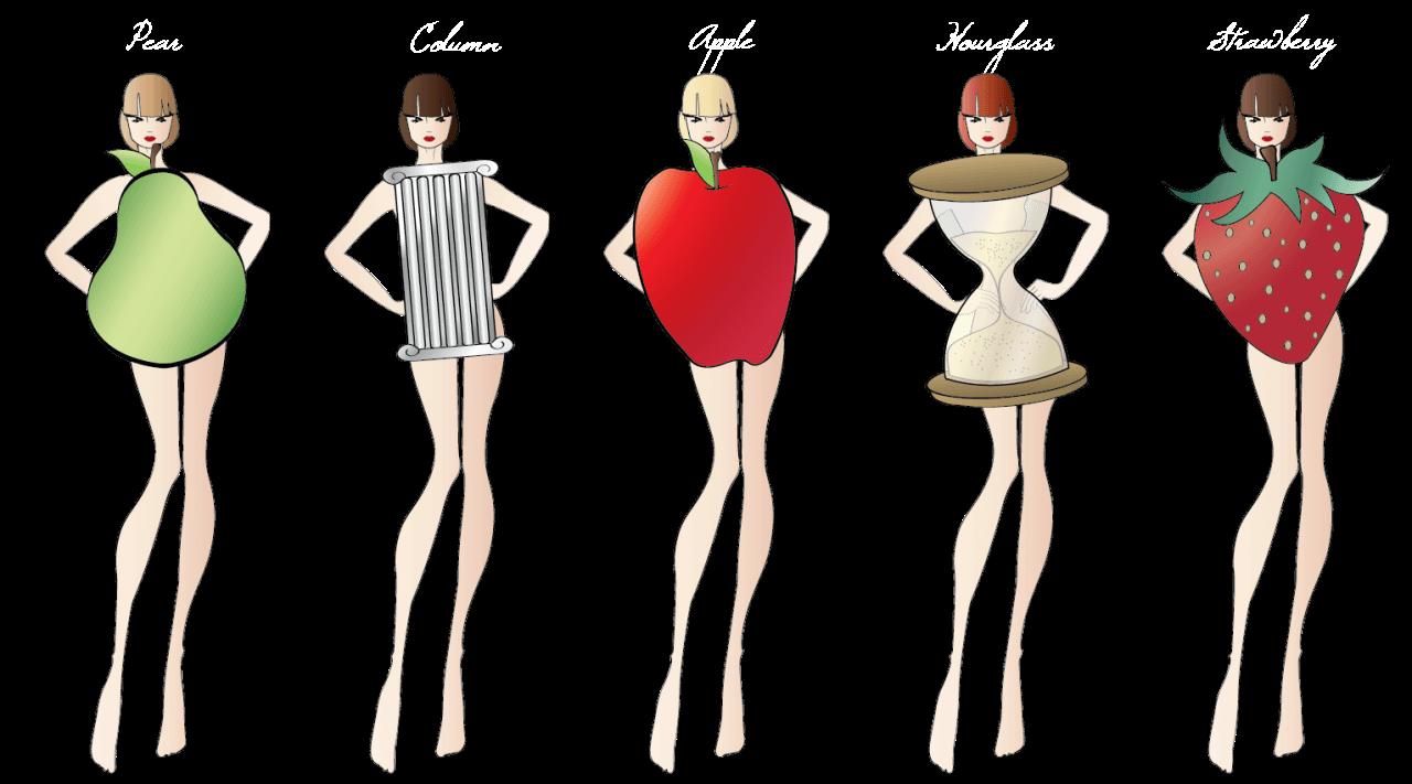 خيارات الموضة لصاحبة الجسم المستطيل