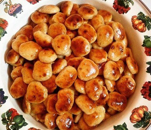 حلويات من المطبخ السعودي العريق