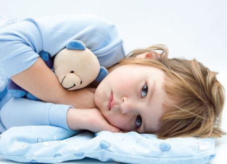 اضطرابات النوم عند الأطفال تطلب التدخل على وجه السرعة