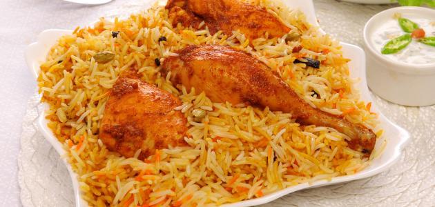 وصفة الغداء الرز البخاري اللذيذ