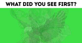 اختبار الشخصية: ما ترينه في هذه الصورة يكشف عن شخصيتك!