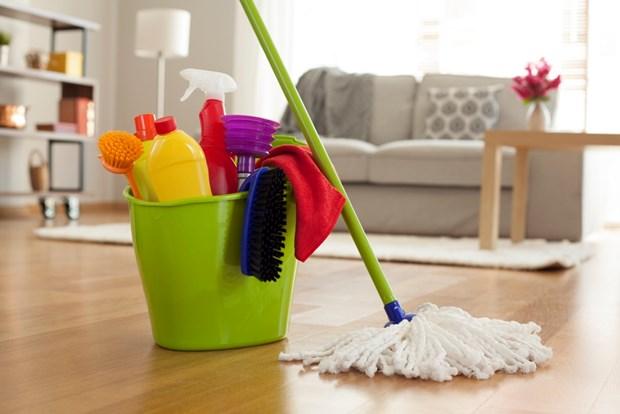 الخل وصودا الخبز والليمون لمنزل أكثر نظافة!