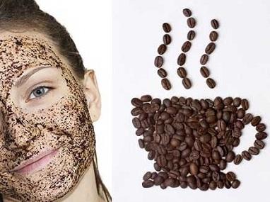 تخلصي من الهالات بماسك القهوه
