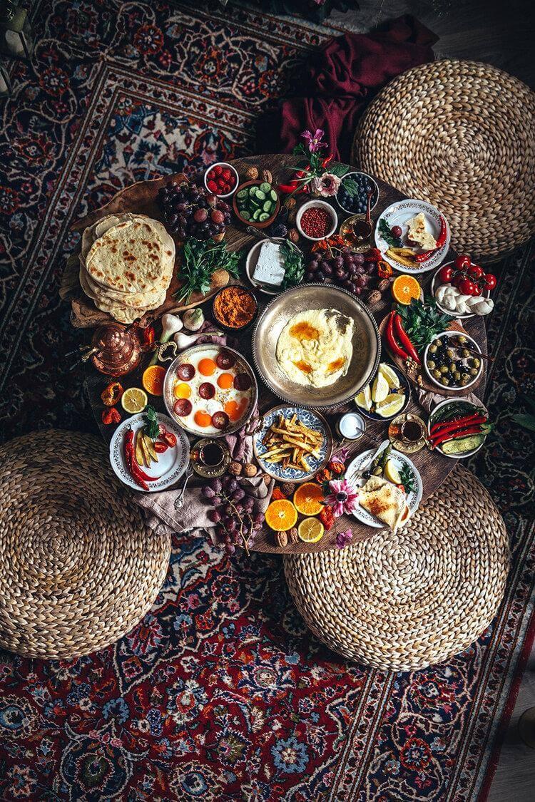 قائمة إفطارك لليوم الخامس من رمضان