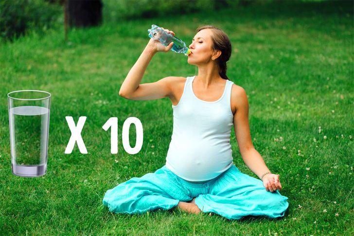 5 نصائح للحفاظ على صحتك وجمالك وغذائك السليم أثناء الحمل !