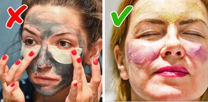 أخطاء شائعة في استخدام أدوات التجميل ومنتجاته !