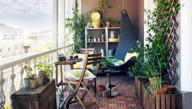 أفكار جميلة تساعدك على تجديد بلكونة منزلك
