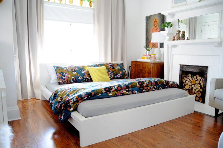 أفكار رائعة ستجعل غرفة نومكِ الصغيرة مريحة للغاية!