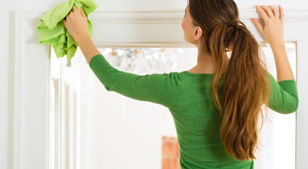 30 دقيقة هي الوقت الذي تحتاجيه لتقومي بأعمال المنزل اليومية