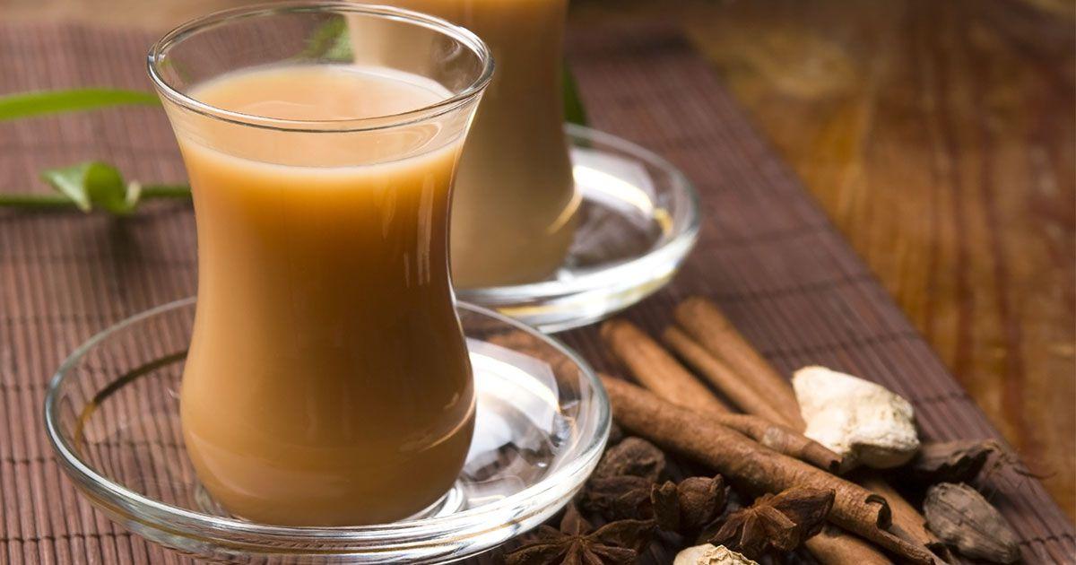 مشروب الشتاء شاي الكرك