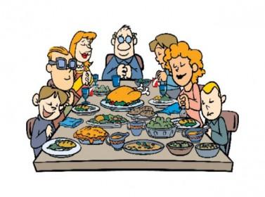 الاجتماعات العائلية هي فرص للآباء والأطفال لتعزيز القيم