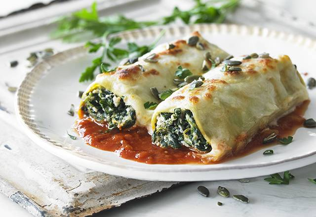 وصفات من أشهى الأطباق الايطالية باستا الكانيلوني.