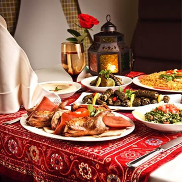 قائمة إفطارك لليوم الثامن والعشرون من شهر رمضان المبارك