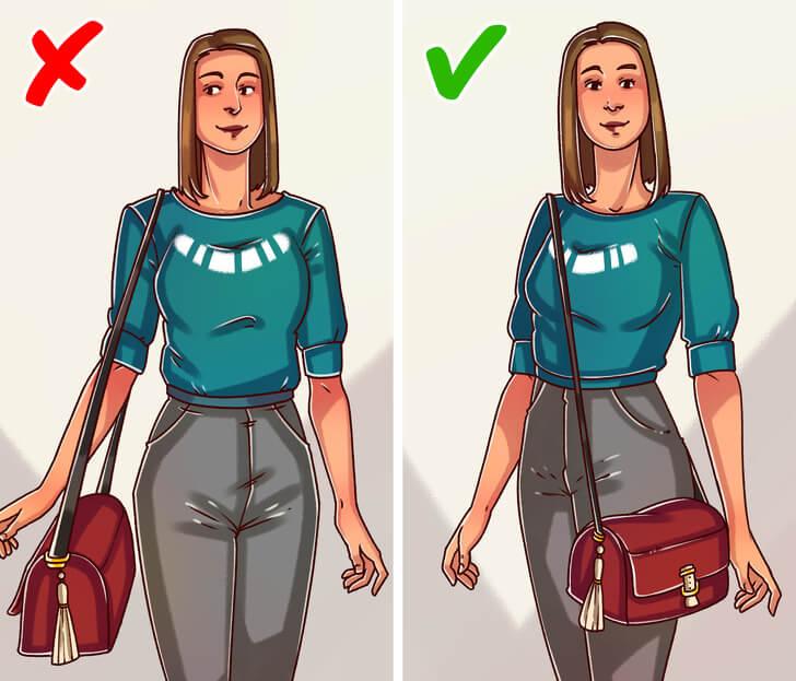 9 نصائح لمساعدتكِ في اختيار حقيبة العيد الأنيقة والمُريحة