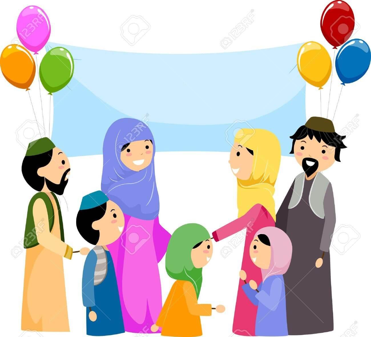 كيفية الإعداد مع أطفالك لإجتماع عائلي تربوي في عيد الأضحى