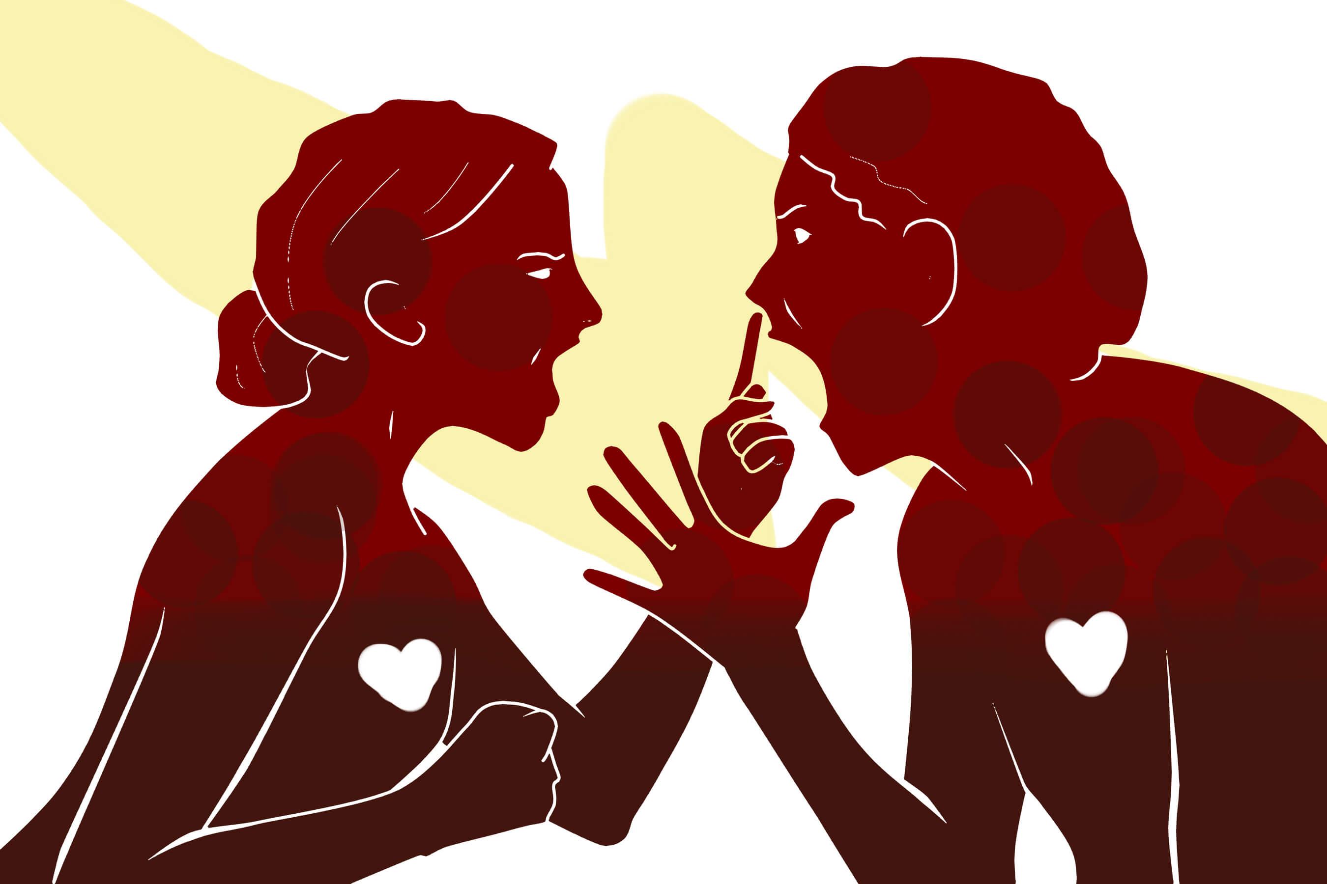 هل تعلمين أن المشاجرات الزوجية تضر بالصحة النفسية للزوجين؟