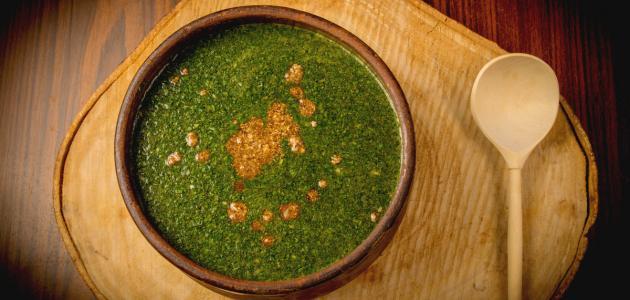 وصفات لإعداد الملوخية من المطبخ المصري الشهي.