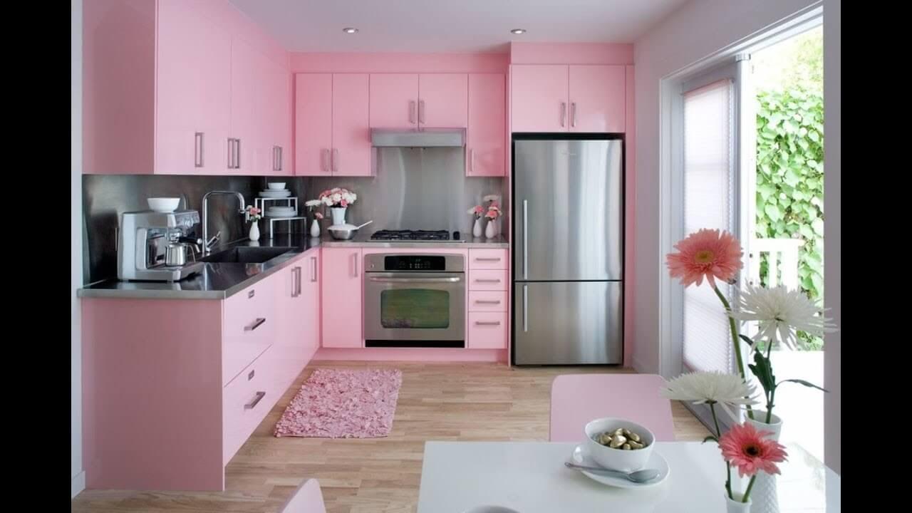 طرق وحلول تمكنك الاستفادة القصوى من مطبخك الصغير
