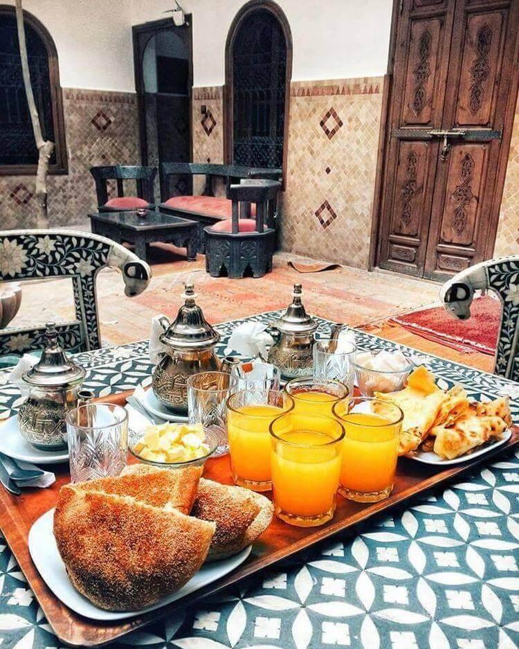قائمة افطارك لليوم الثالث عشر من رمضان