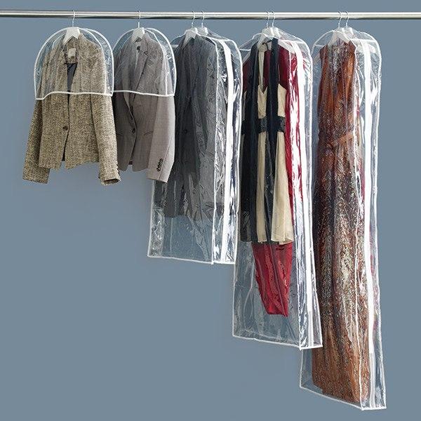 نصائح عديدة ومفيدة في الطرق المناسبة لتخزين الملابس