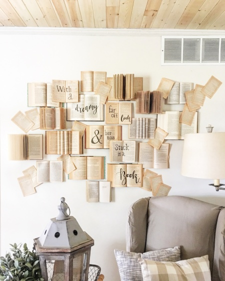 أفكار جديدة ومتنوعة وابداعية تساعدك في تزيين حائطك